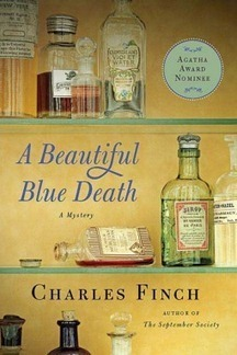 A Beautiful Blue Death by Charles Finch | Kindle Book reviews | Scoop.it