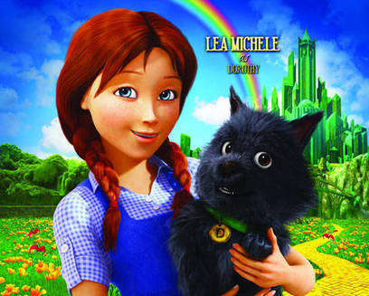 Legends of Oz Dorothy's Return Official Teaser Trailer | Entertainment News ALPR | Scoop.it
