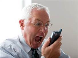 How your mobile phone habits may be annoying your colleagues | Life @ Work | Scoop.it