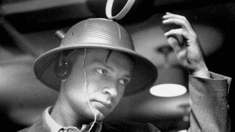 The radio hat was basically the geekiest gift of 1949   Produção Musical no século XXI   Scoop.it