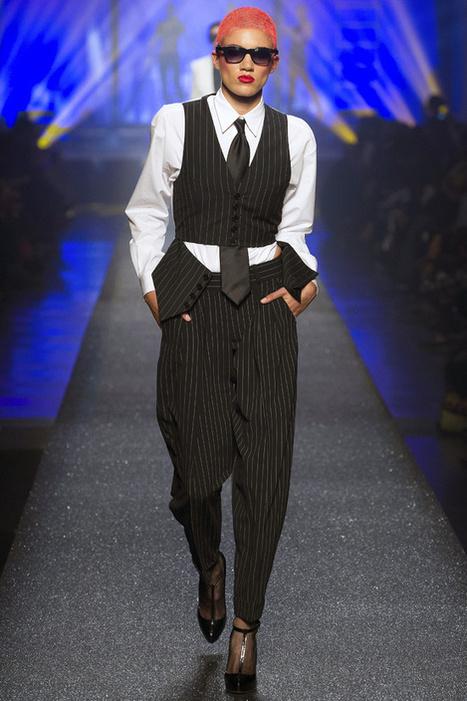 Lunettes Mode – Les lunettes du défilé Jean-Paul Gaultier | Lunettes Mode | Scoop.it