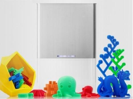 'The Buccaneer': una impresora 3D que se quiere democratizar - ENTER.CO | CulturaDigital | Scoop.it