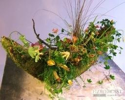 Composiciones con plantas i Gregor Lersch 2012 | artesaniaflorae | Scoop.it
