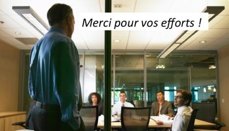 J'ai du plaisir au travail... car mon manager est reconnaissant... | Management et organisation | Scoop.it