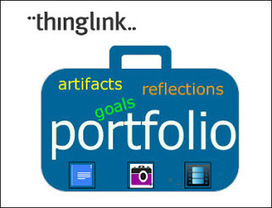 Back to School with ThingLink ePortfolios | Cool Tools for 21st Century Learners | Moodle and Web 2.0 | Scoop.it