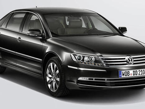 The next Volkswagen Phaeton will be an all-electric luxury flagship - CNET | Discover Sigalon Valley - Where the Tags are the Topics | Scoop.it