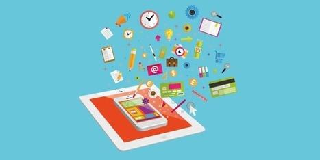 Aplicaciones móviles de diseño para crear súper contenidos | Universidad 3.0 | Scoop.it