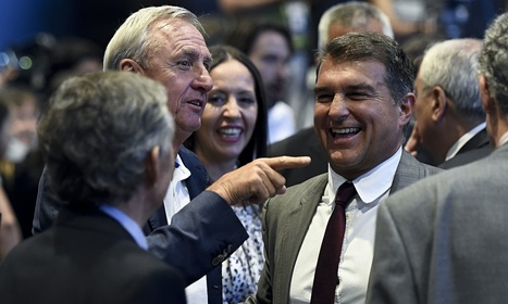 Former Barcelona president Joan Laporta enters election battle - The Guardian | AC Affairs | Scoop.it