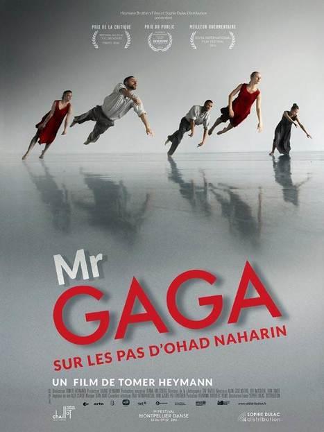 Mr. Gaga : sur les pas d'Ohad Naharin / Tomer Heymann   Nouveautés DVD   Scoop.it