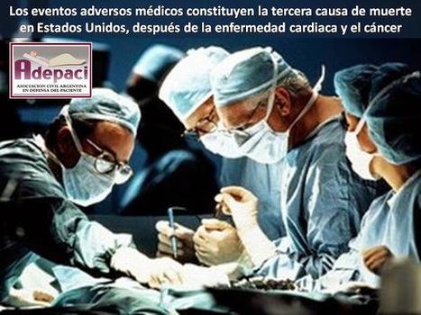 CNA: El Tratamiento Médico es la 3ª causa de muerte en Estados Unidos   La R-Evolución de ARMAK   Scoop.it
