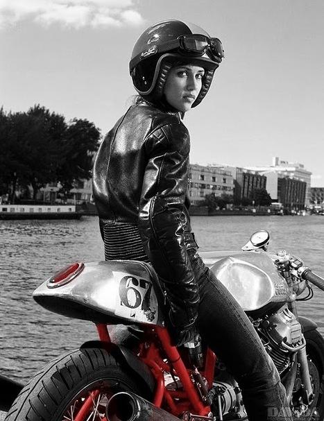 Forget my license plate   Vintage Motorbikes   Scoop.it