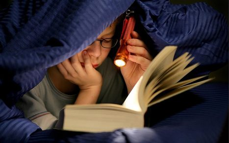 Is reading too much bad for kids? | Al Jazeera America | Literature & Psychology | Scoop.it