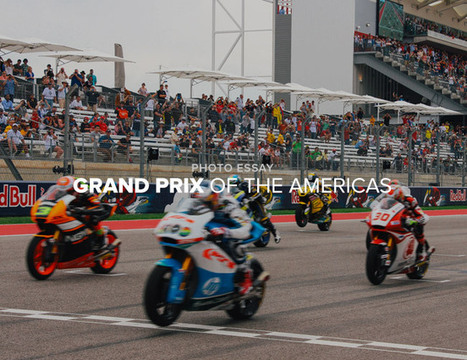 Photo Essay: The Grand Prix Of The Americas - Gear Patrol | Motorcycle Riding | Scoop.it