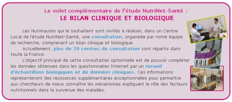 Etude NutriNet-Santé : volet sur la consommation des aliments issus de l'agriculture biologique | Ambassadeurs NutriNet-Santé | Scoop.it
