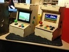 Porta Pi Arcade: A DIY Mini Arcade Cabinet for Raspberry Pi | Raspberry Pi | Scoop.it