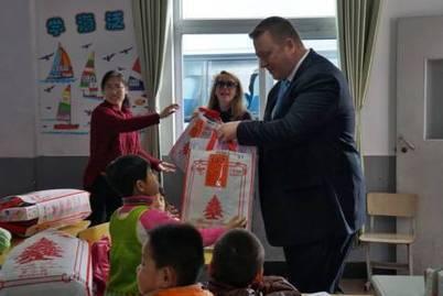 Austen Morris Associates Participates In Community Center Shanghai's Annual Giving Tree   Austen Morris Associates   Scoop.it