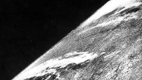The first photo of Earth from space was taken 70 years ago | Real Estate Plus+ Daily News | Scoop.it