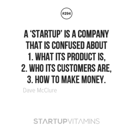 StartupVitamins: Quotes for Startups | Pitch it! | Scoop.it