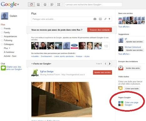 Google+ mode d'emploi pour les établissements touristiques | eTourisme - Eure | Scoop.it