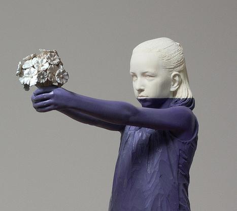 Willy Verginer's Surreal and Lifelike Sculptures   Hi-Fructose Magazine   Art contemporain et histoire de l'art   Scoop.it