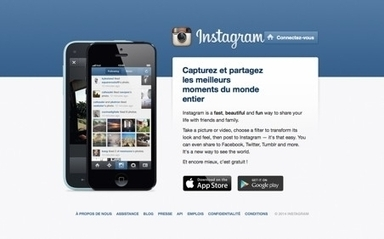 Les marques du tourisme ont une carte à jouer sur Instagram   Démarche qualité Tourisme   Scoop.it