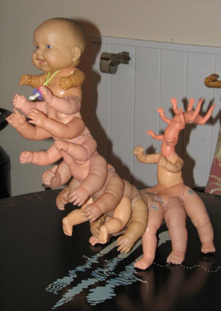 It's Halloween: Let's Talk Creepy Dolls! | Kitsch | Scoop.it