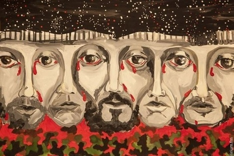 The Art Inspired by Ukraine's Euromaidan | arts and conflict | Scoop.it