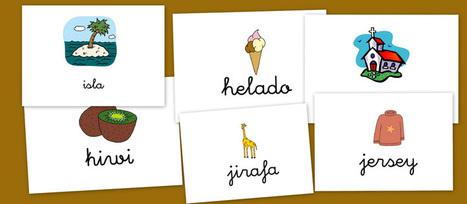 Bits de imágenes para vocabulario.Letras H,I,J,K - Escuela en la nube | Educapeques Networks. Portal de educación | Scoop.it
