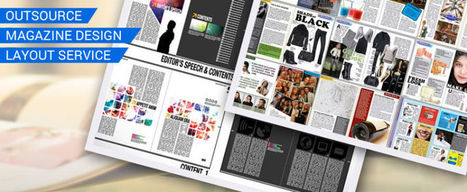 Outsource Magazine Design Layout Service, Reinforces Professionalism, Relevance & Your Authority | Mance Creative - Graphic and Website Design | Scoop.it