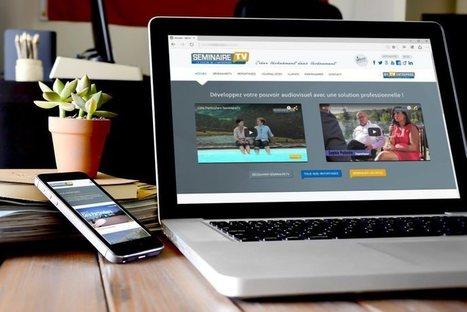 création de seminairetv - SéminaireTV   film entreprise et film d'entreprise   Scoop.it