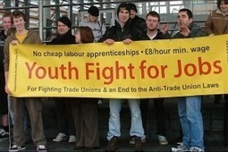 Britain's youth jobless rate hits record high | AS Macroeconomics UK economy | Scoop.it