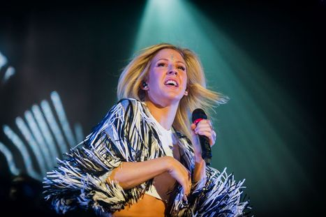 Ellie Goulding In Ireland | British Music Scene | Scoop.it