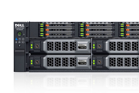 Review: Dell's 13G PowerEdge R730xd, a workhorse server with a kick | Cloud Central | Scoop.it