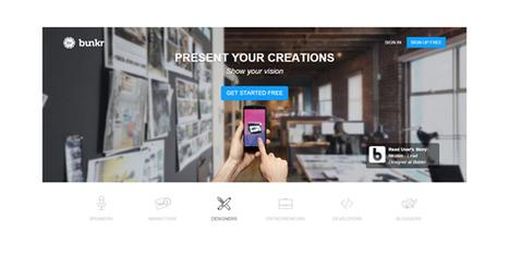 Bunkr : l'outil de présentation pour arrêter les présentations par @INfluencialemag   Mobile Photography & picture marketing by ErichauveT   Scoop.it