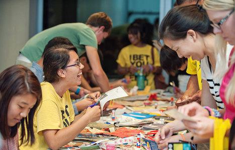 University of Michigan Credit Union Endows New Arts Adventures Program – UMS – University Musical Society | OperaMania | Scoop.it