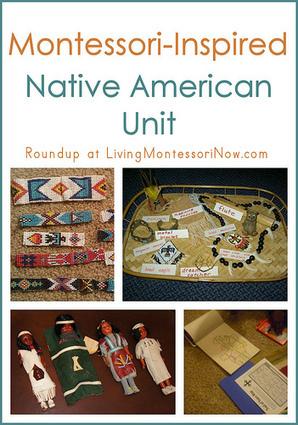 Montessori Monday – Montessori-Inspired Native American Unit | Montessori Inspired | Scoop.it