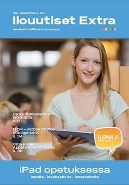 Tilaa iPad-lehti ja muita oppaita | Tablet opetuksessa | Scoop.it