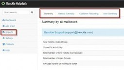 Banckle.Helpdesk App Provides Customer HelpDesk Tool Hosted in Cloud | Business and Social applications | Scoop.it