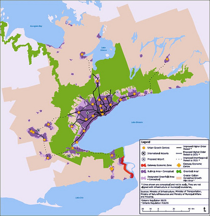 Can Ontario deliver the continent's best land-use plan? | Sustainable Cities Collective | Restorative Developments | Scoop.it