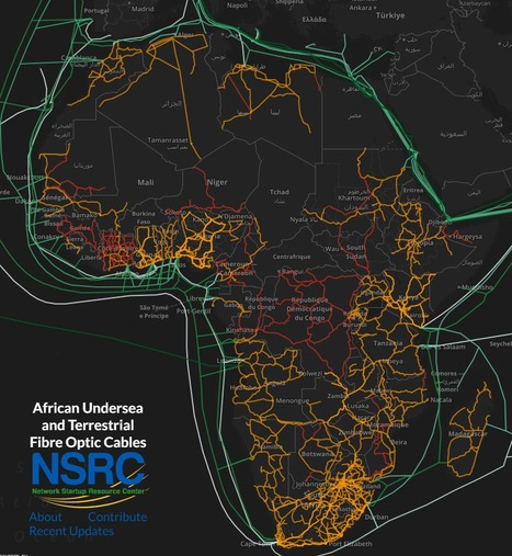 African Terrestrial Fibre | DataViz | Scoop.it