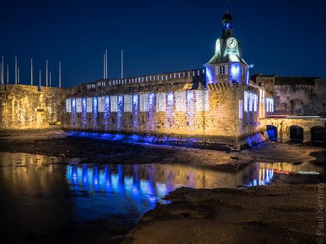 photo en Finistère, Bretagne et...: hier soir à Concarneau (7 photos) | photo en Bretagne - Finistère | Scoop.it