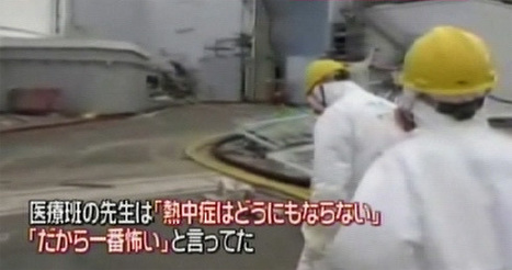 [Eng] Interview d'un liquidateur à Fukushima Daiichi | Japan Probe (+vidéo) | Japon : séisme, tsunami & conséquences | Scoop.it