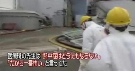 [Eng] Interview d'un liquidateur à Fukushima Daiichi | Japan Probe (+vidéo) | Japon : séisme, tsunami & conséquences | Scoop.it