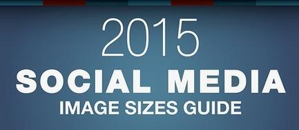 Social Media Image Cheat Sheet 2015 | Inbound Marketing And Social Media | Scoop.it