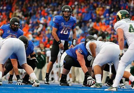 Air Force Falcons at Boise State Broncos Free Pick, Odds - News ... | Football | Scoop.it