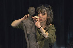 Rachel Painchaud - Sculptrice | Sculpture Modelage | Scoop.it