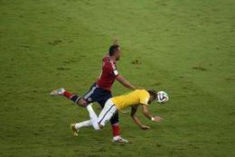 """""""Penghancur"""" Neymar Masih Menerima Ancaman Mati   FIFA World Cup 2014 Brasil   Piala Dunia   Scoop.it"""