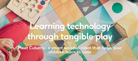 Primo - Learning technology through tangible play - #kids #coding | Digital #MediaArt(s) Numérique(s) | Scoop.it