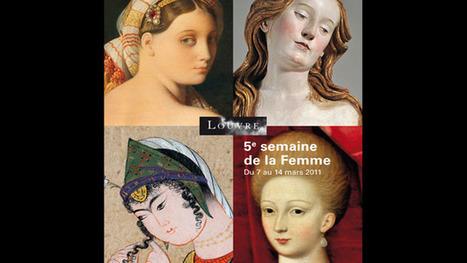 La 5ème Semaine de la Femme au musée du Louvre - Fondation Total | Médiation & financements | Scoop.it
