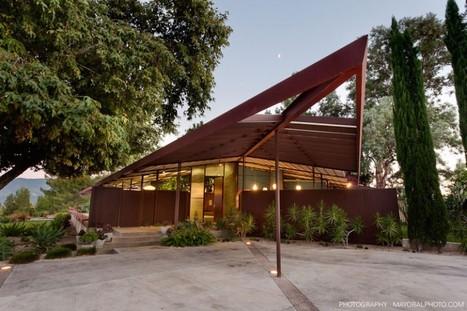 Walker Residence by Rodney Walker | Rendons visibles l'architecture et les architectes | Scoop.it